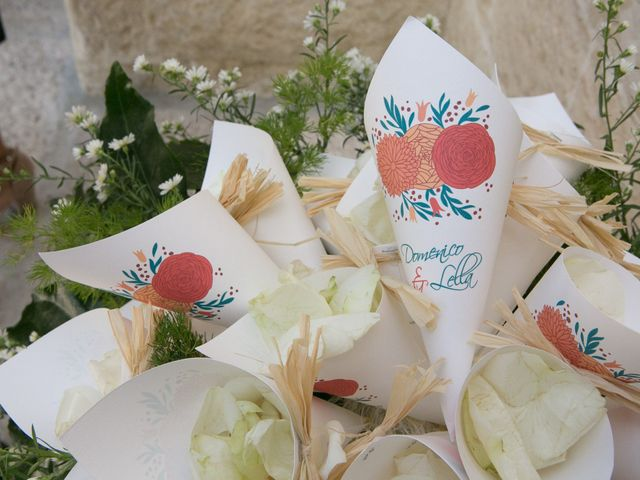 Il matrimonio di Domenico e Lella a Acaya, Lecce 18