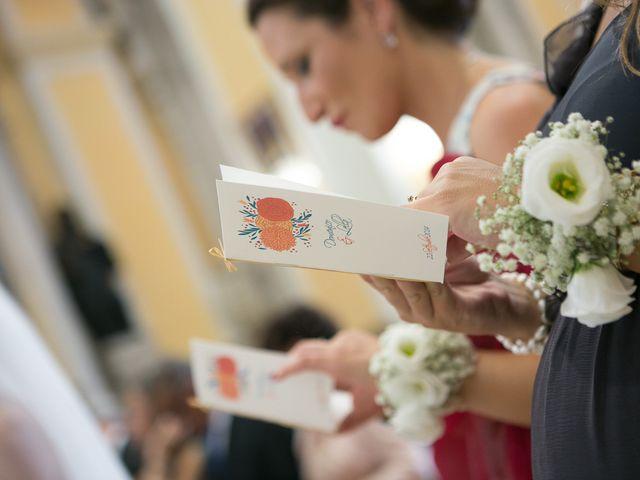 Il matrimonio di Domenico e Lella a Acaya, Lecce 20