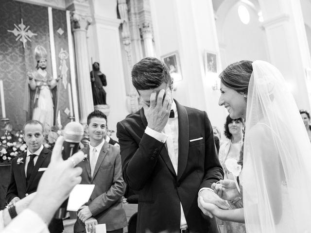 Il matrimonio di Domenico e Lella a Acaya, Lecce 25