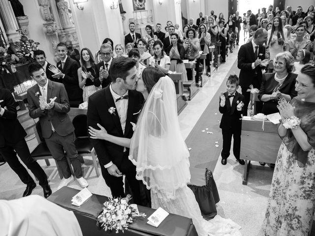 Il matrimonio di Domenico e Lella a Acaya, Lecce 1