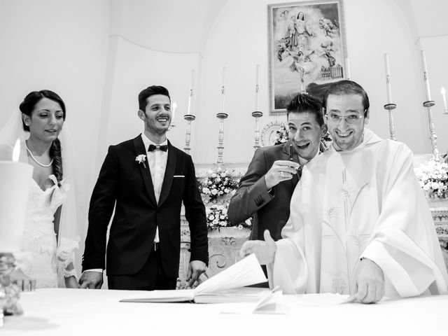 Il matrimonio di Domenico e Lella a Acaya, Lecce 27