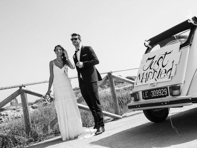 Il matrimonio di Domenico e Lella a Acaya, Lecce 31