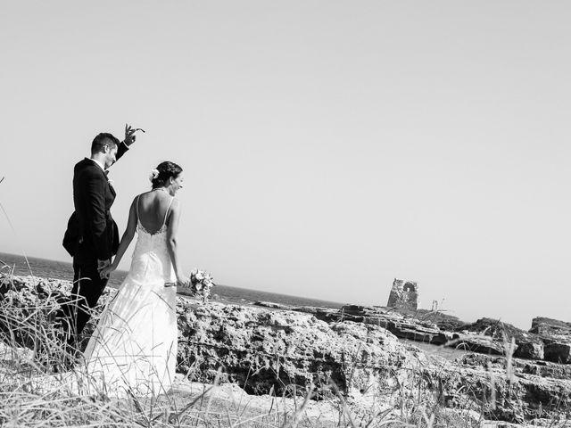 Il matrimonio di Domenico e Lella a Acaya, Lecce 33