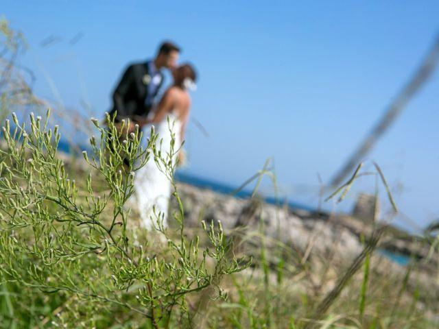 Il matrimonio di Domenico e Lella a Acaya, Lecce 2