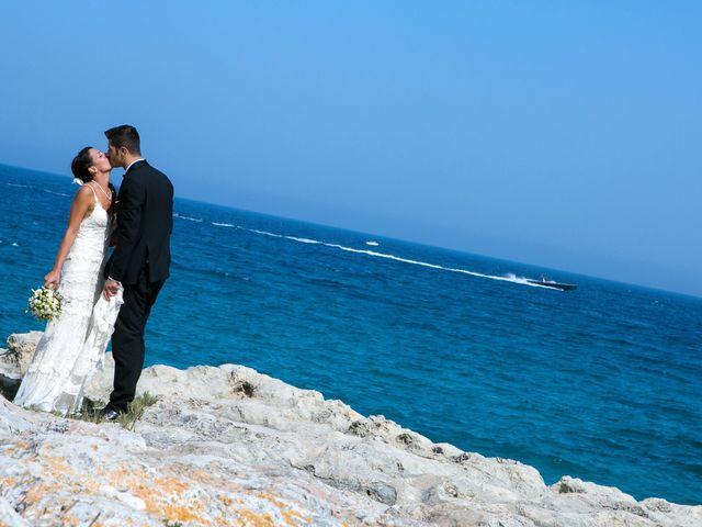 Il matrimonio di Domenico e Lella a Acaya, Lecce 34