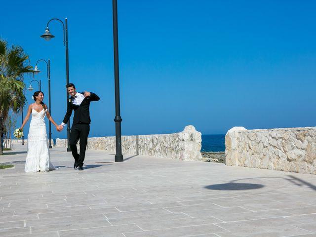 Il matrimonio di Domenico e Lella a Acaya, Lecce 35
