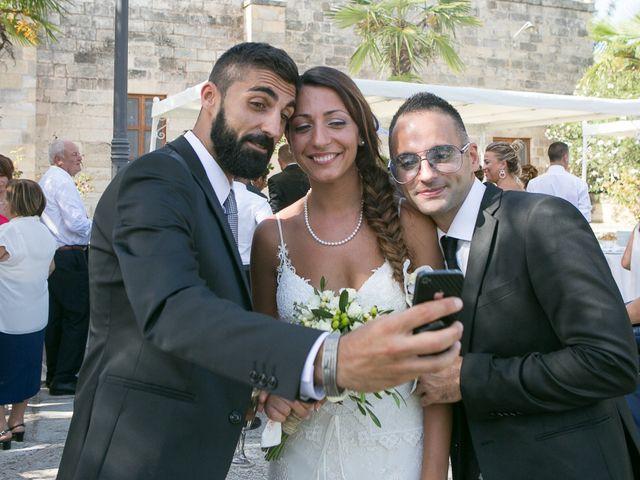 Il matrimonio di Domenico e Lella a Acaya, Lecce 42