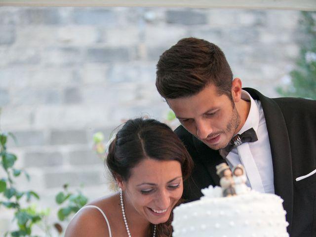 Il matrimonio di Domenico e Lella a Acaya, Lecce 51