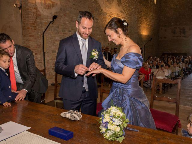 Il matrimonio di Alberto e Giovanna a Saccolongo, Padova 1