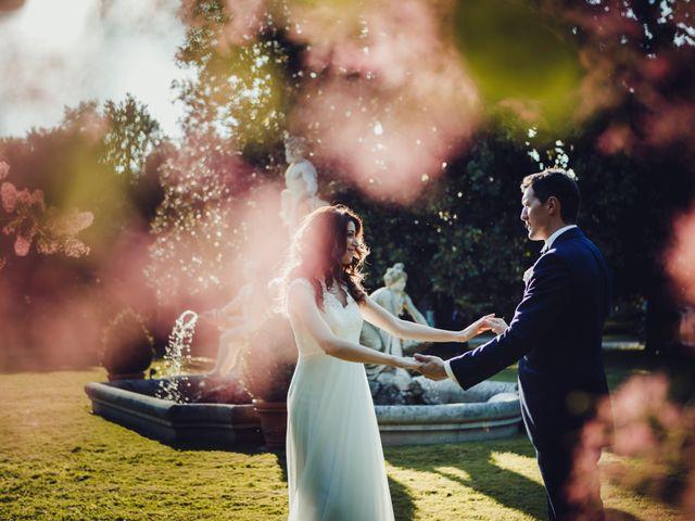 Le nozze di Roberta e Emanuele