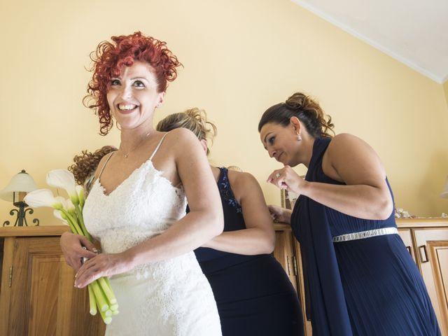 Il matrimonio di Omar e Barbara a Rovello Porro, Como 11