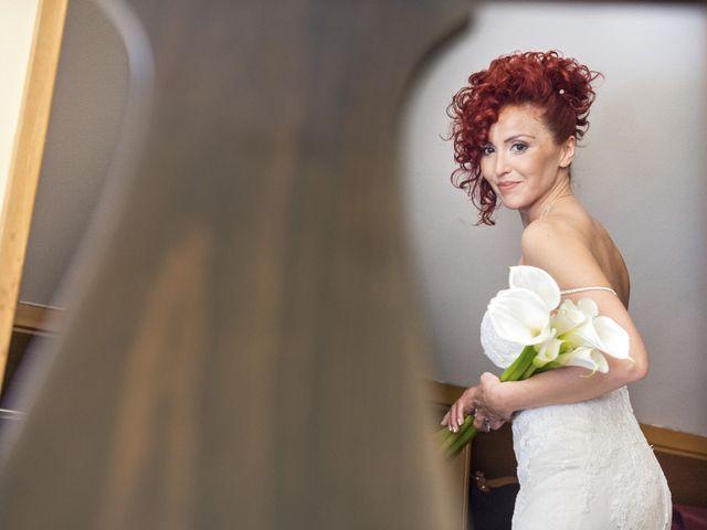 Il matrimonio di Omar e Barbara a Rovello Porro, Como 13