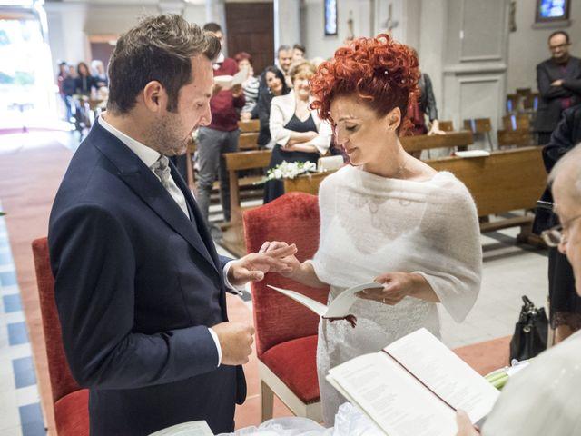 Il matrimonio di Omar e Barbara a Rovello Porro, Como 20