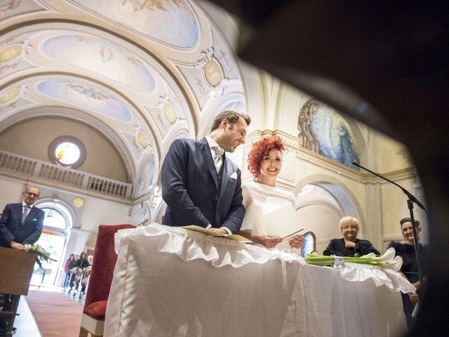 Il matrimonio di Omar e Barbara a Rovello Porro, Como 21