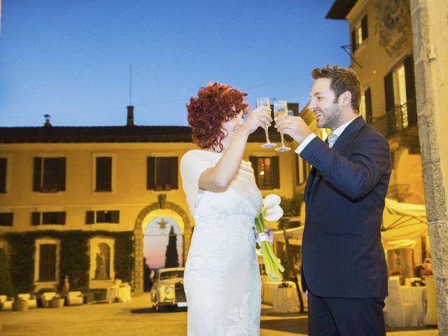 Il matrimonio di Omar e Barbara a Rovello Porro, Como 23