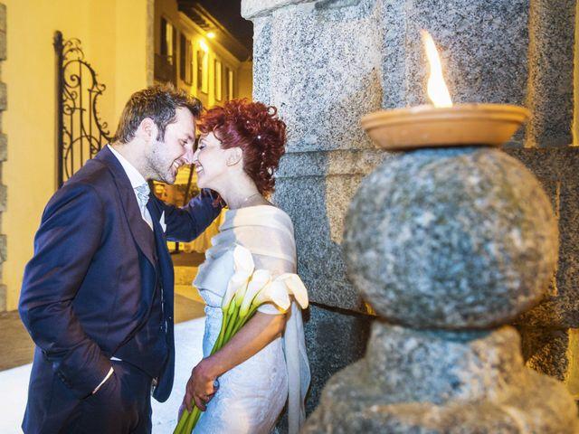 Il matrimonio di Omar e Barbara a Rovello Porro, Como 25