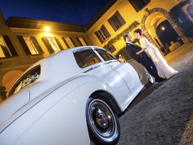 Il matrimonio di Omar e Barbara a Rovello Porro, Como 26