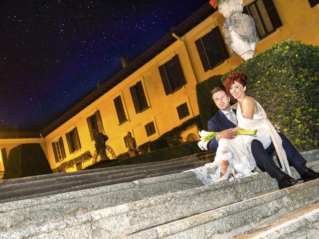 Il matrimonio di Omar e Barbara a Rovello Porro, Como 27