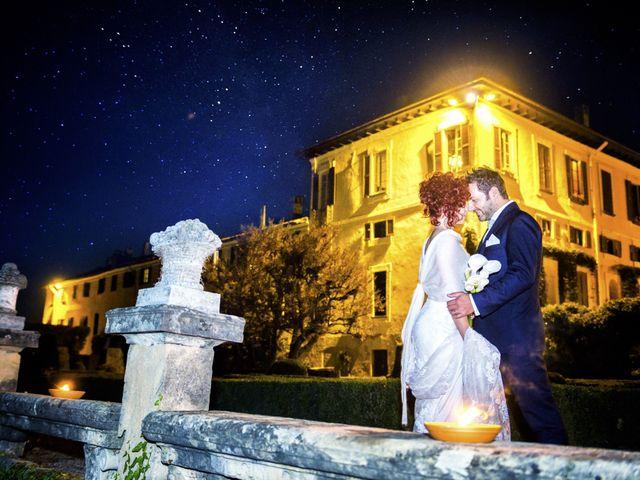 Il matrimonio di Omar e Barbara a Rovello Porro, Como 28
