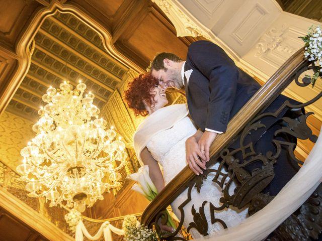 Il matrimonio di Omar e Barbara a Rovello Porro, Como 30