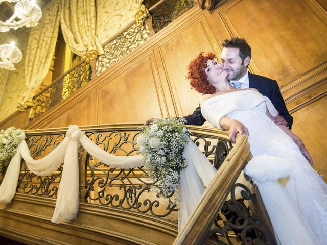 Il matrimonio di Omar e Barbara a Rovello Porro, Como 31