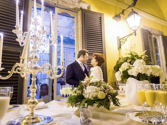 Il matrimonio di Omar e Barbara a Rovello Porro, Como 32