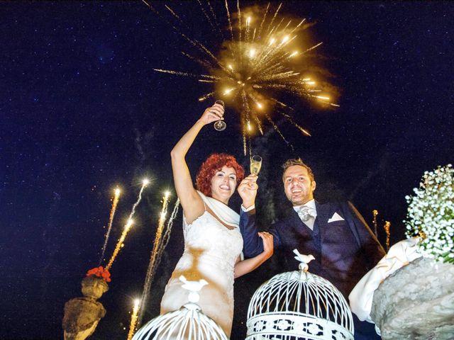 Il matrimonio di Omar e Barbara a Rovello Porro, Como 33