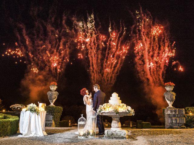 Il matrimonio di Omar e Barbara a Rovello Porro, Como 34