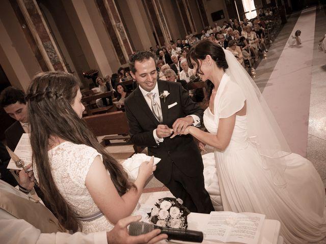 Le nozze di Monica e Massimo