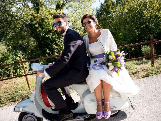 Il matrimonio di Leonardo e Elena a Perugia, Perugia 45