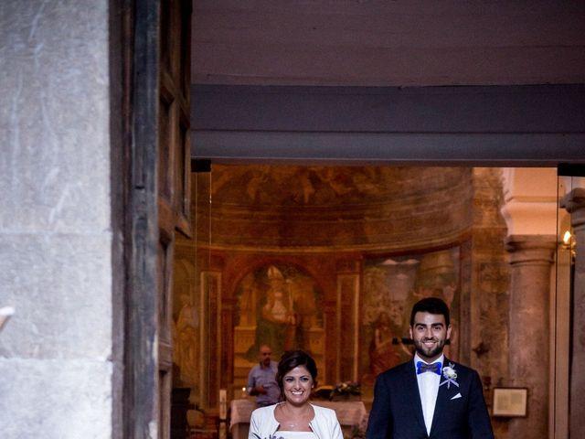 Il matrimonio di Leonardo e Elena a Perugia, Perugia 55