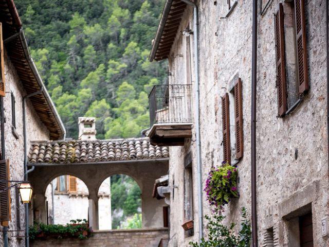 Il matrimonio di Leonardo e Elena a Perugia, Perugia 58