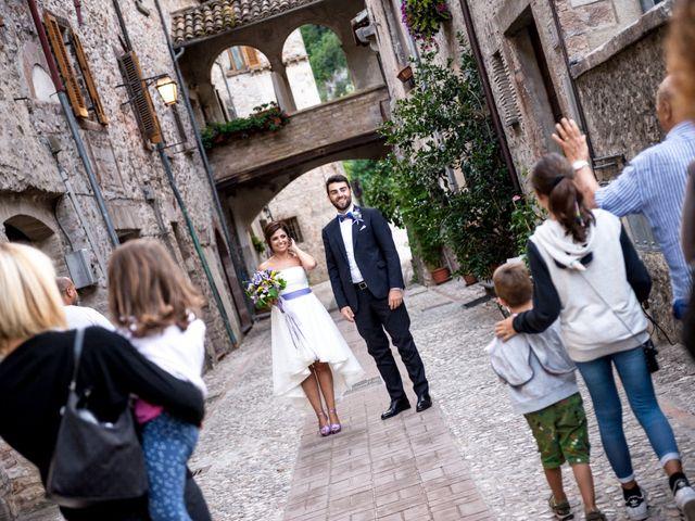 Il matrimonio di Leonardo e Elena a Perugia, Perugia 59