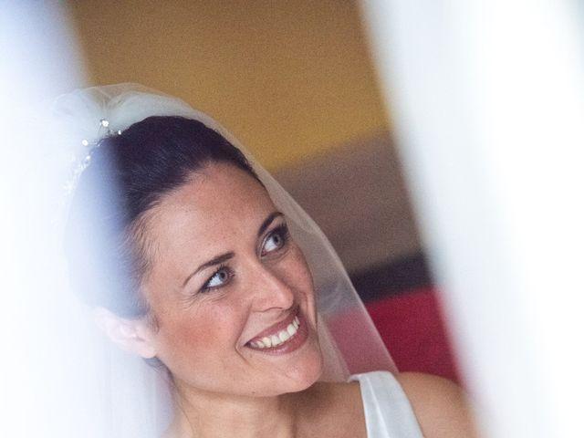Il matrimonio di Gianluca e Irina a Caravaggio, Bergamo 7