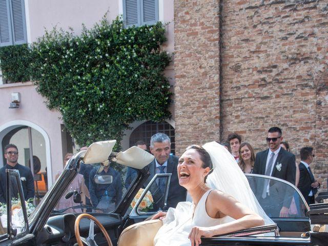 Il matrimonio di Gianluca e Irina a Caravaggio, Bergamo 11