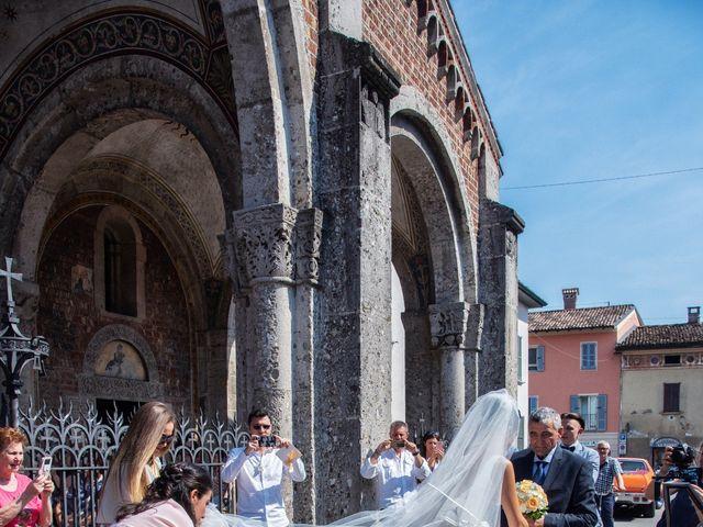 Il matrimonio di Gianluca e Irina a Caravaggio, Bergamo 12