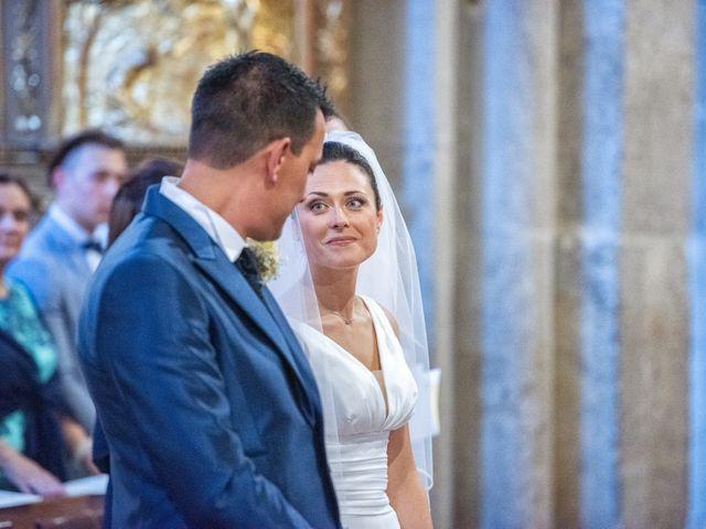 Il matrimonio di Gianluca e Irina a Caravaggio, Bergamo 13