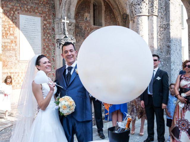 Il matrimonio di Gianluca e Irina a Caravaggio, Bergamo 16