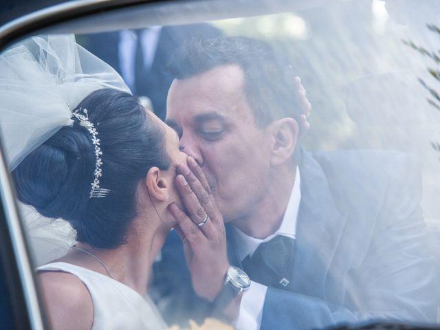 Il matrimonio di Gianluca e Irina a Caravaggio, Bergamo 17