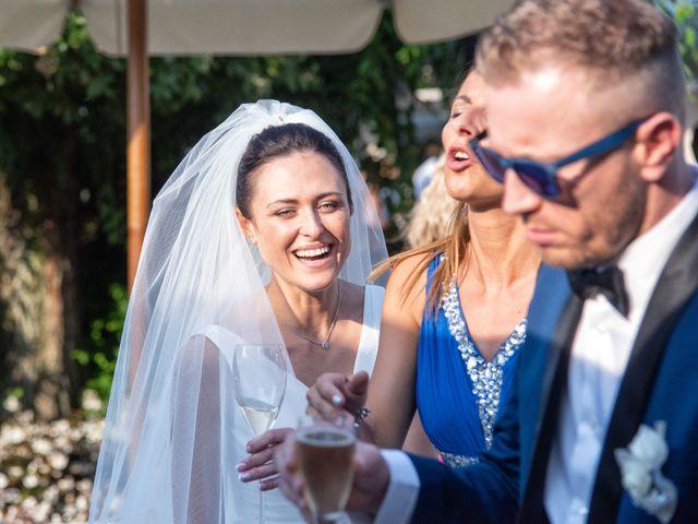Il matrimonio di Gianluca e Irina a Caravaggio, Bergamo 19
