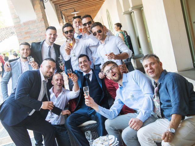 Il matrimonio di Gianluca e Irina a Caravaggio, Bergamo 20