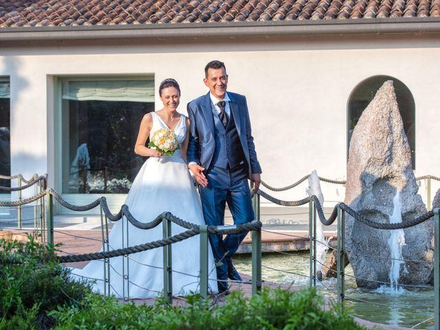 Il matrimonio di Gianluca e Irina a Caravaggio, Bergamo 23