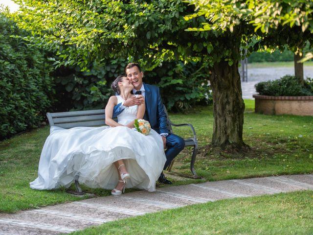 Il matrimonio di Gianluca e Irina a Caravaggio, Bergamo 24