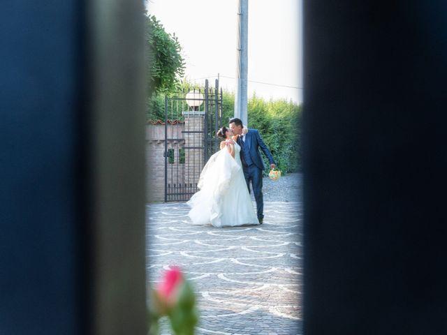 Il matrimonio di Gianluca e Irina a Caravaggio, Bergamo 25