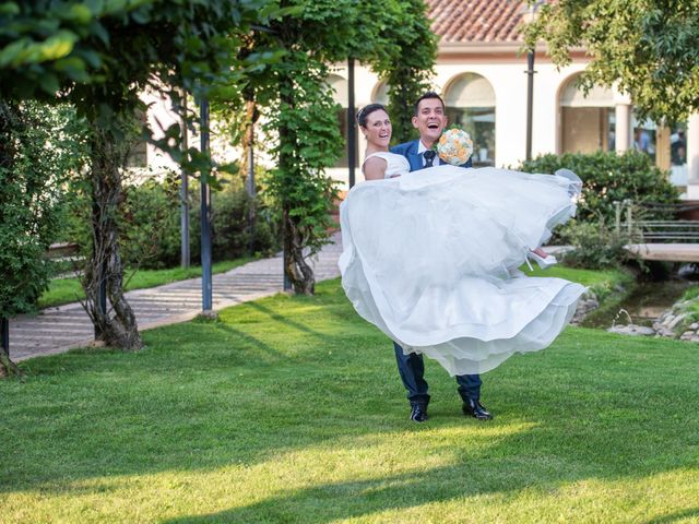 Il matrimonio di Gianluca e Irina a Caravaggio, Bergamo 26
