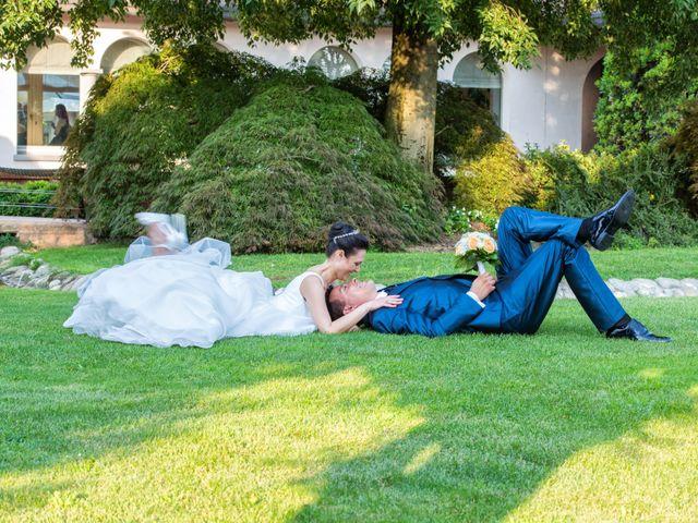 Il matrimonio di Gianluca e Irina a Caravaggio, Bergamo 27
