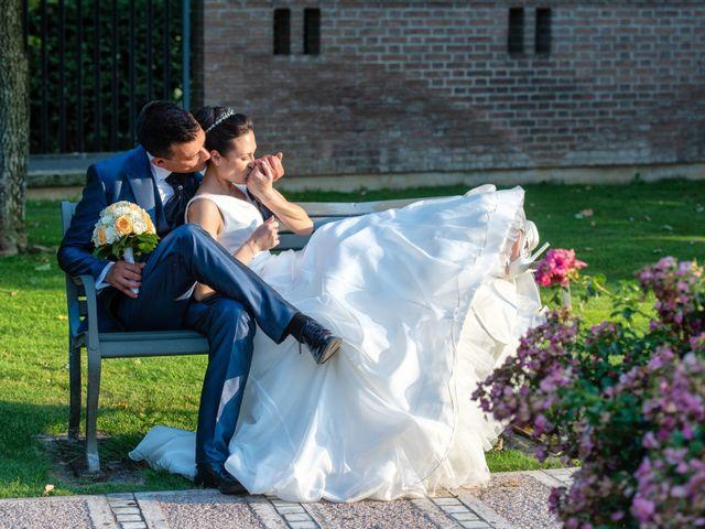 Il matrimonio di Gianluca e Irina a Caravaggio, Bergamo 28