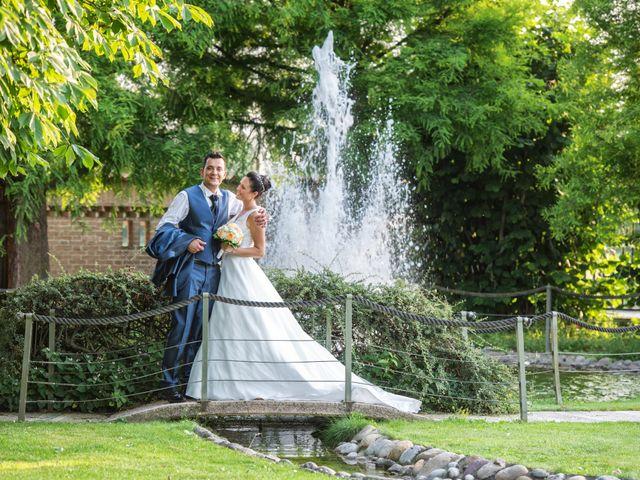 Il matrimonio di Gianluca e Irina a Caravaggio, Bergamo 29