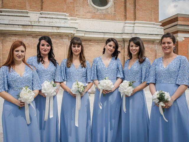 Il matrimonio di Marco e Chiara a Fiorano Modenese, Modena 11
