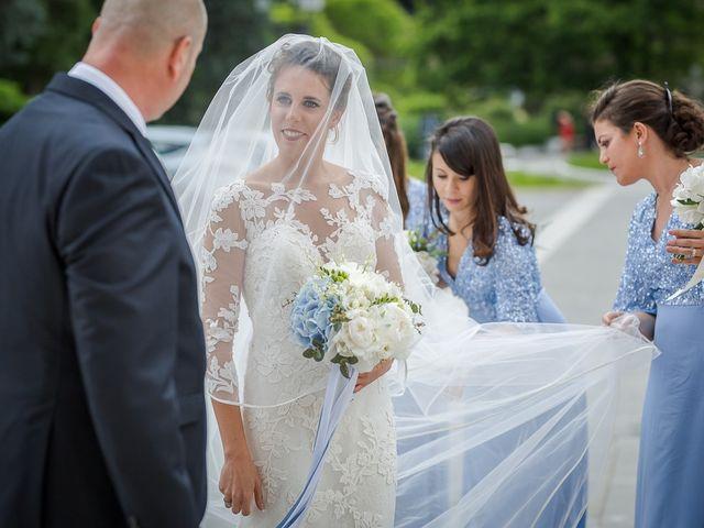 Il matrimonio di Marco e Chiara a Fiorano Modenese, Modena 14